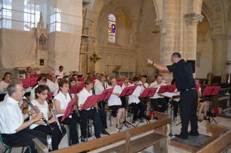 Concert Harmonie samedi 7 juin 2015 BOU