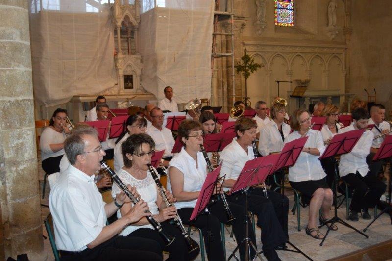 Concert Harmonie du 7 juin 2015